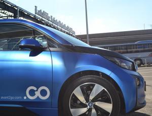 Letališče in Ljubljana odslej povezana tudi s souporabo električnih vozil