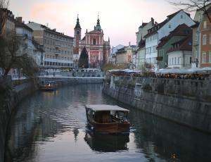 Zelena prestolnica Evrope bo marca zazrta v vode
