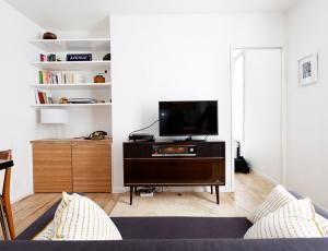 Mini stanovanje v Parizu