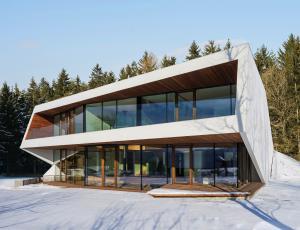 Lesena gradnja – od gozda do hiše