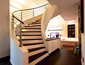 Notranje stopnice: Premagovanje višine z dodano vrednostjo