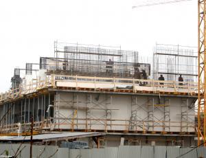 Slovenija decembra z največjim padcem gradbenih del v EU