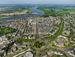 Zelena prestolnica Evrope 2018 nizozemski Nijmegen