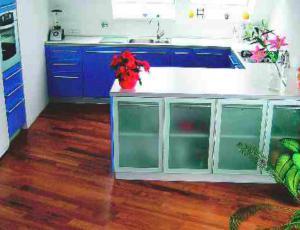 Kuhinja in jedilnica ali kuhinja z jedilnico?