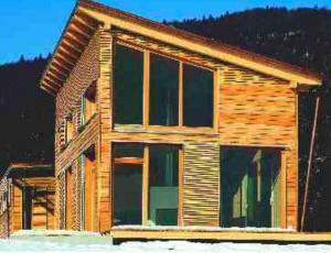 Arhitektura montažnih hiš: Nova tehnologija, sodobna zasnova