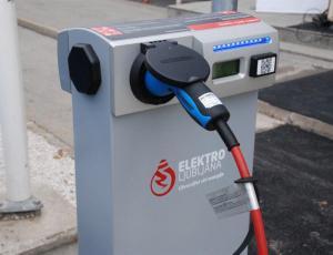 Evropska mreža hitrih polnilnih postaj za električna vozila