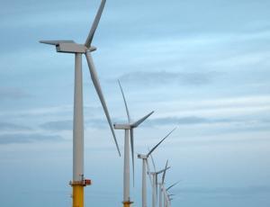 VIDEO: Odprta druga največja priobalna vetrna elektrarna