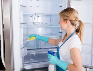 Čiščenje hladilnika: vsaj štirikrat na leto