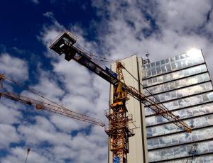 Gradbeništvo: optimizem na obzorju
