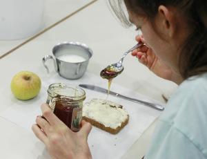 Tradicionalni slovenski zajtrk bodo pripravljali kar učenci sami