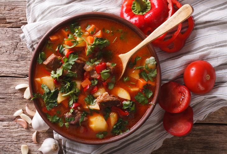 Jesenska kuharija z okusno zelenjavo avtohtonih sort