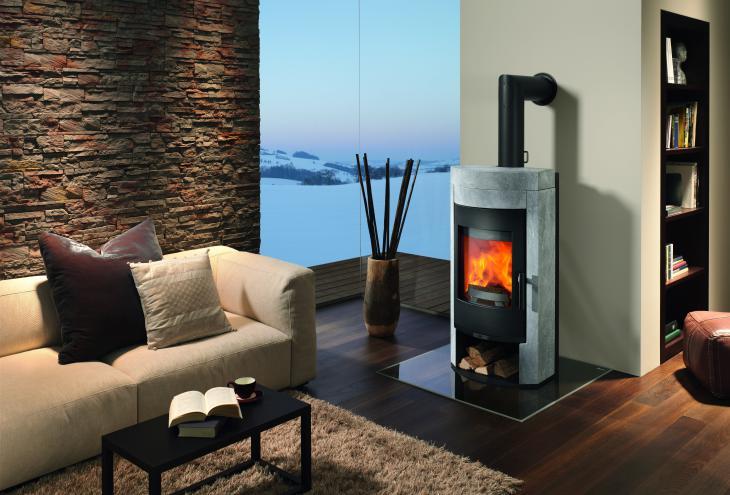 Varnost kamina je odvisna od kakovosti materialov ter ustreznega dovoda zraka in dimnika.