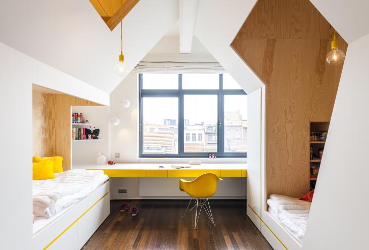 Foto: biro Van Staeyen interior arhitects