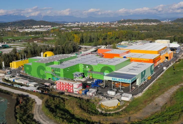 RCERO Ljubljana je največji kohezijski okoljski projekt in dober primer regionalnega sodelovanja v Sloveniji, ki združuje največje število občin. - Foto: arhiv RCERO Ljubljana