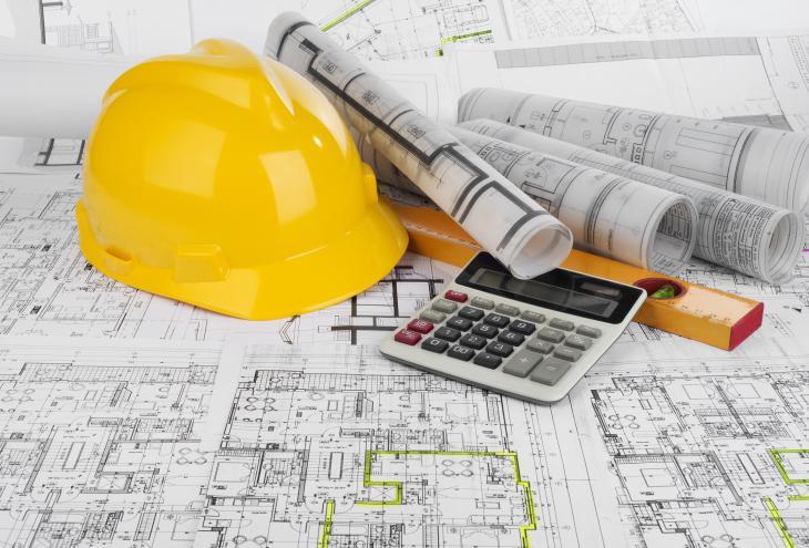 Po podatkih državnega statističnega urada so gradbena podjetja lani v Sloveniji opravila za 1,61 milijarde evrov gradbenih del, kar je za 14 odstotkov manj kot predlani. - Foto: Shutterstock