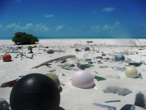 Razstava o plastičnih odpadkih Slika 2