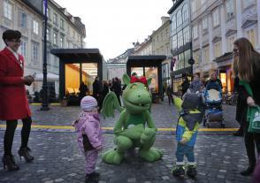 Ljubljana v Bruslju prevzela naziv evropske zelene prestolnice Slika 2