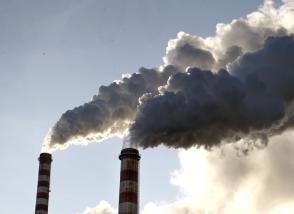 Kakovost zraka v prestolnici slaba, a ne zaskrbljujoča Slika 1