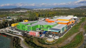 V RCERO Ljubljana lani pripeljanih 111 milijonov ton odpadkov Slika 1