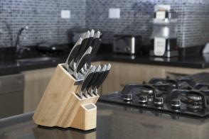 5 uporabnih držal za kuhinjske nože Slika 1
