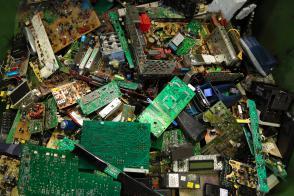 Velenjska občina v projektu gospodarjenja z e-odpadki Slika 1