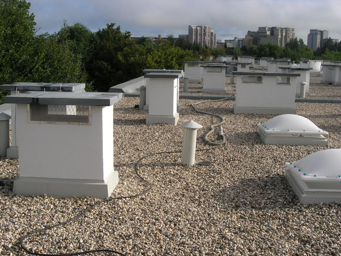 Ista streha po končani sanaciji. Foto: arhiv GI ZRMK
