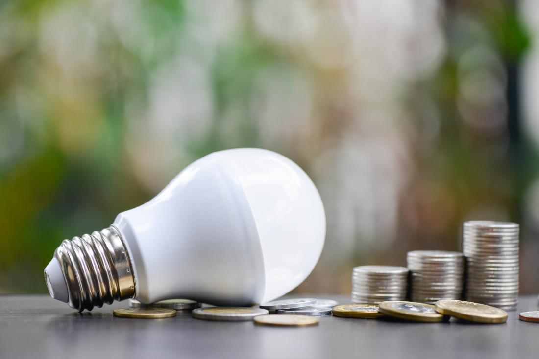 Zamenjava tipa svetil vodi do prihrankov. Foto: Shutterstock