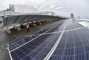 Ukrajina bo prvo sončno elektrarno postavila v Černobilu Slika 1