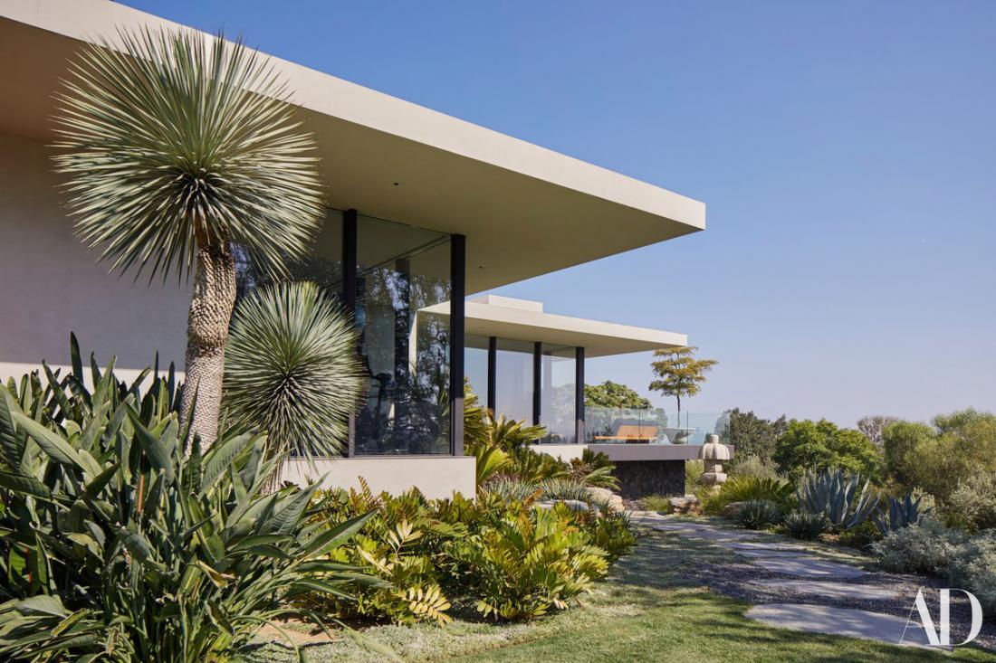 Hiša je bila zgrajena leta 1965. Foto: ArchDigest/Francois Dischinger
