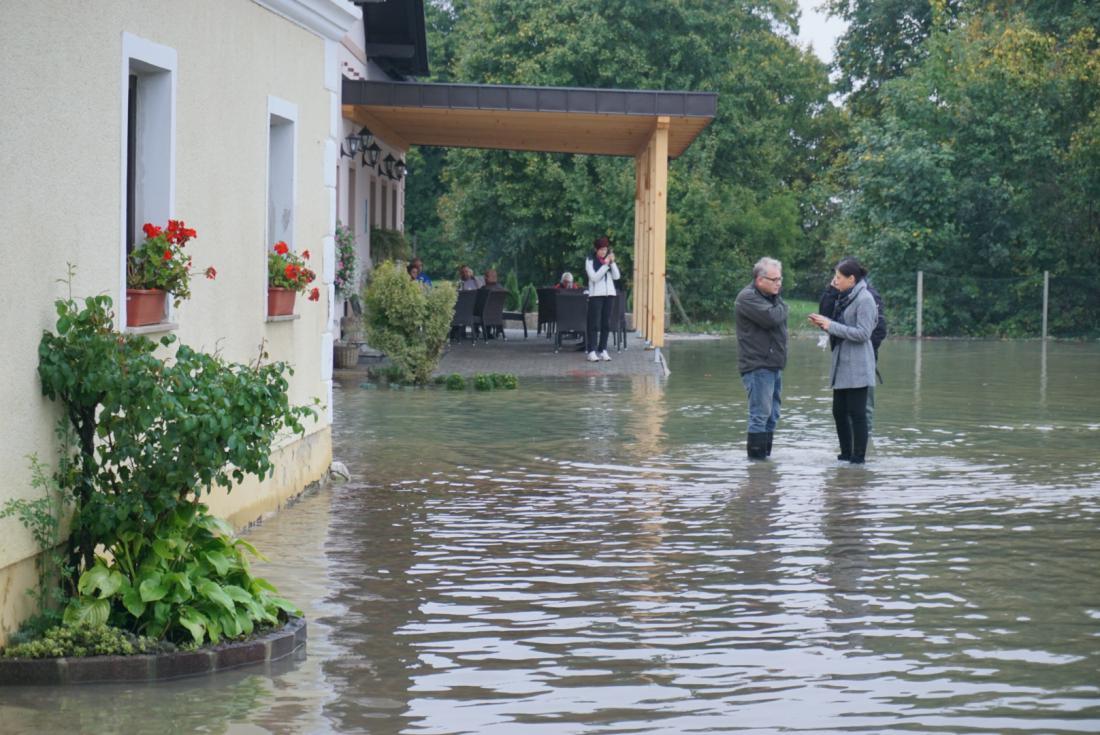 Zavarovalnice imajo možnost, da odklonijo sklenitev zavarovanja za primer nevarnosti poplave, če tako presodijo njeni strokovnjaki.