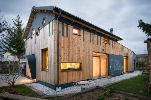 Naravna gradnja: Dobre hiše se starajo s slogom Slika 2
