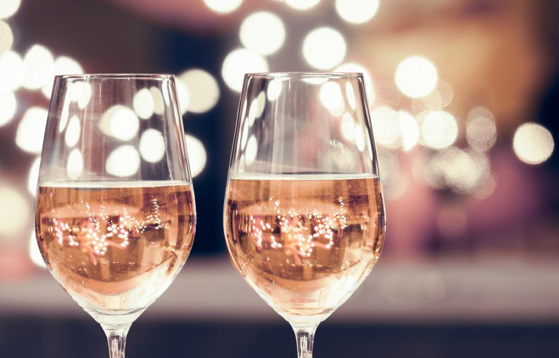 Najljubše vino Meghan Markle je rose. FOTO: Shutterstock