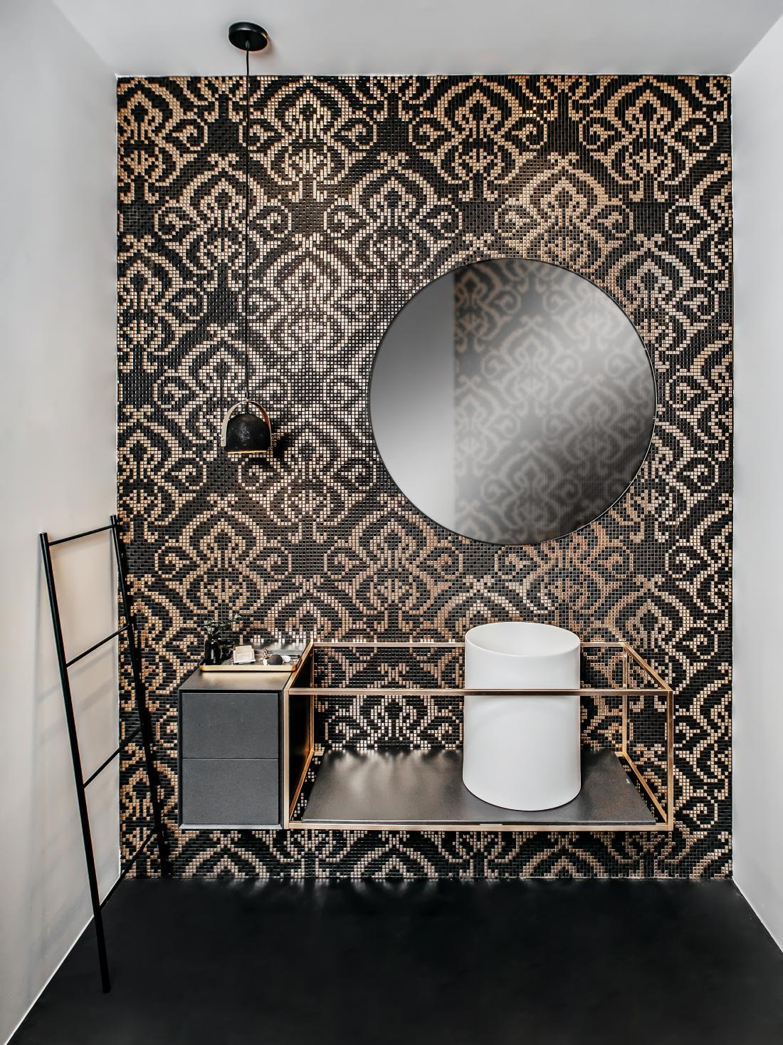 Zasnove nove kopalnice se je dobro lotiti s pomočjo arhitekta ali svetovalca (foto Drumlife production).