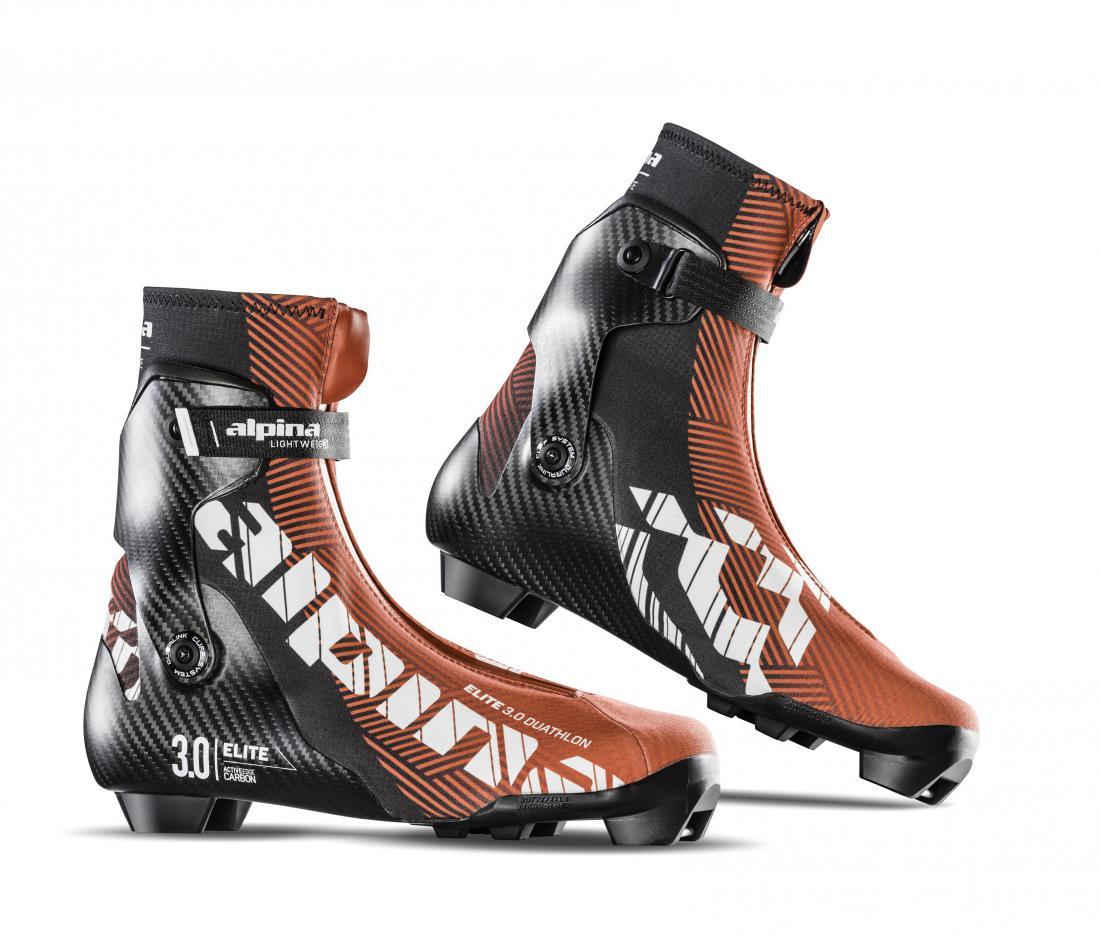 Nagrada za oblikovanje leta 2020: čevlji za tek na smučeh Elite 3.0, oblikovanje Robert Križnar, Andrej Šenk, Silva Vitez in Jure Miklavc, podjetje Alpina. FOTO: Dragan Arrigler