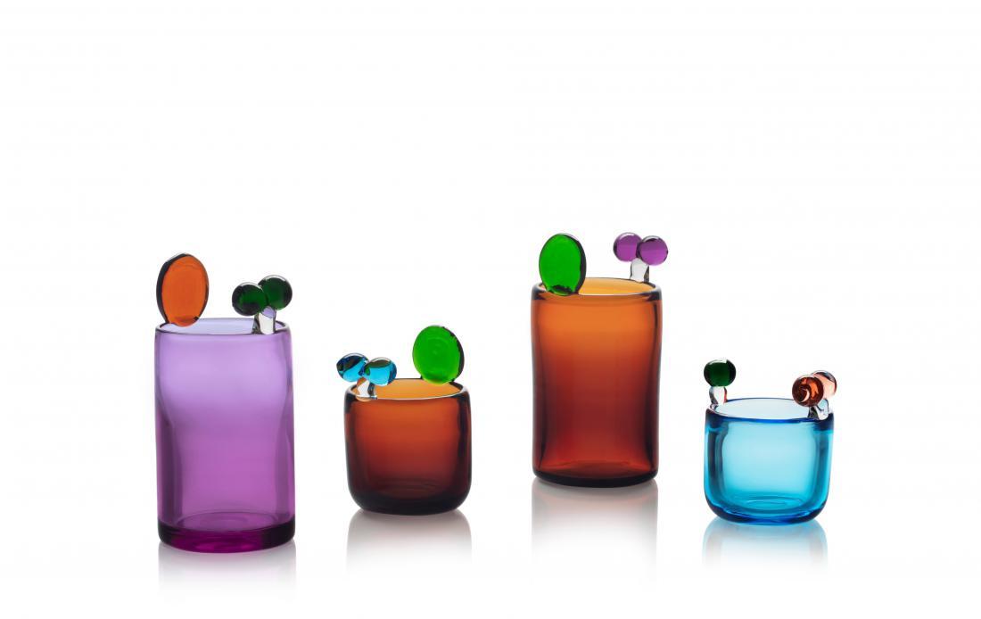 V novi kolekciji so tudi umetniške vaze PomPom.