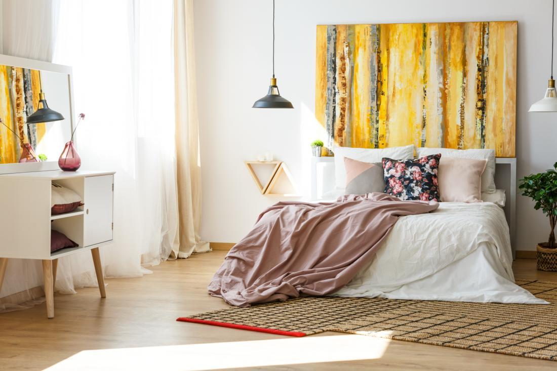 Največ pozornosti naj bi namenili izbiri postelje oziroma ležišča. FOTO: Shutterstock