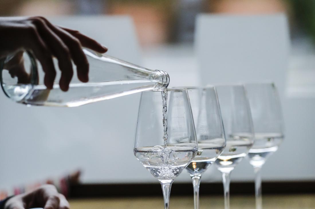 Drobni vodni organizmi, ki skrbijo za okus in kakovost pitne vode, občutijo že zelo majhna nihanja v temperaturi podtalnice. FOTO: Uroš Hočevar/Delo