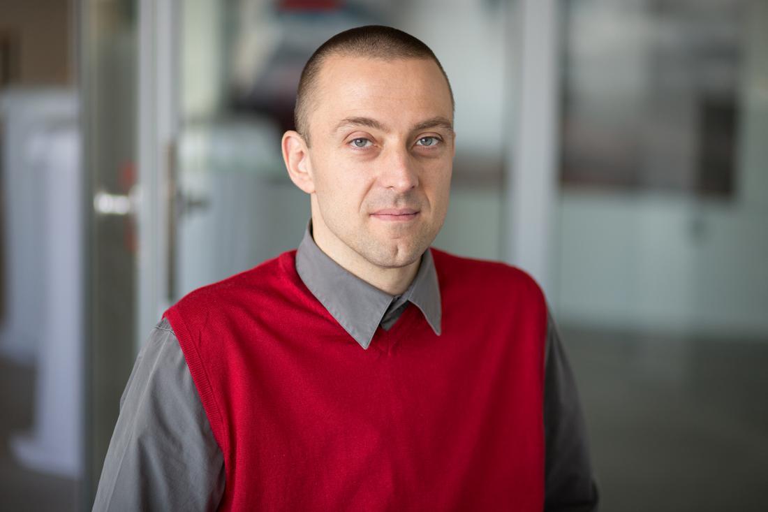Bogdan Kronovšek. FOTO: arhiv podjetja Kronoterm