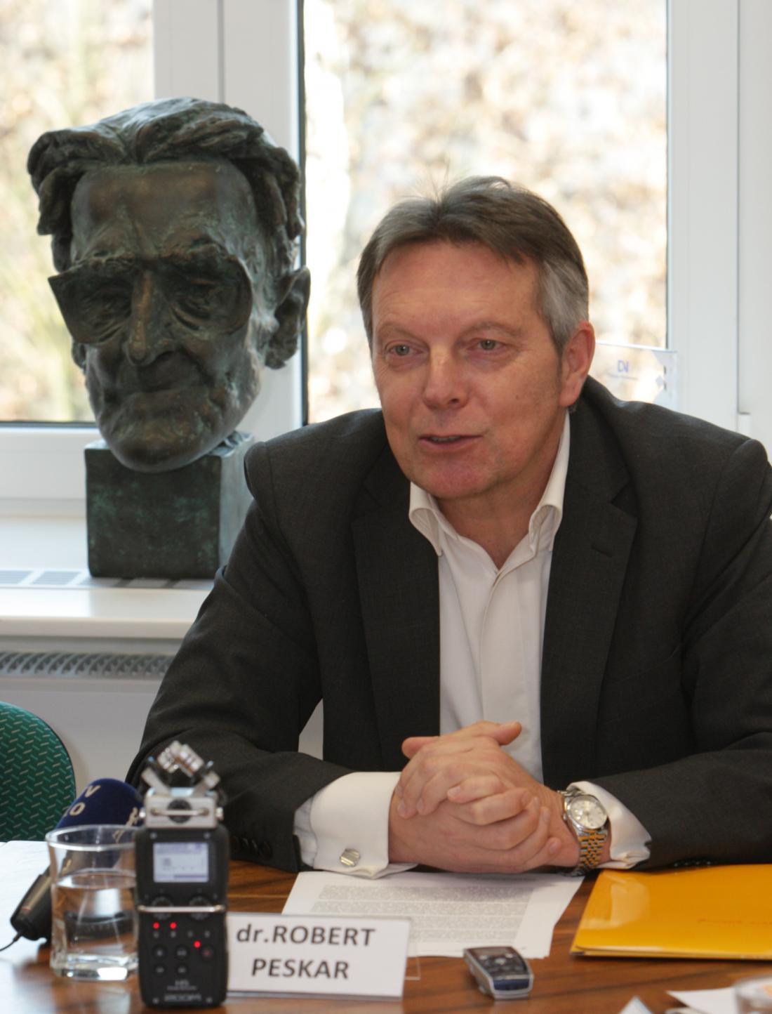 Dr. Robert Peskar