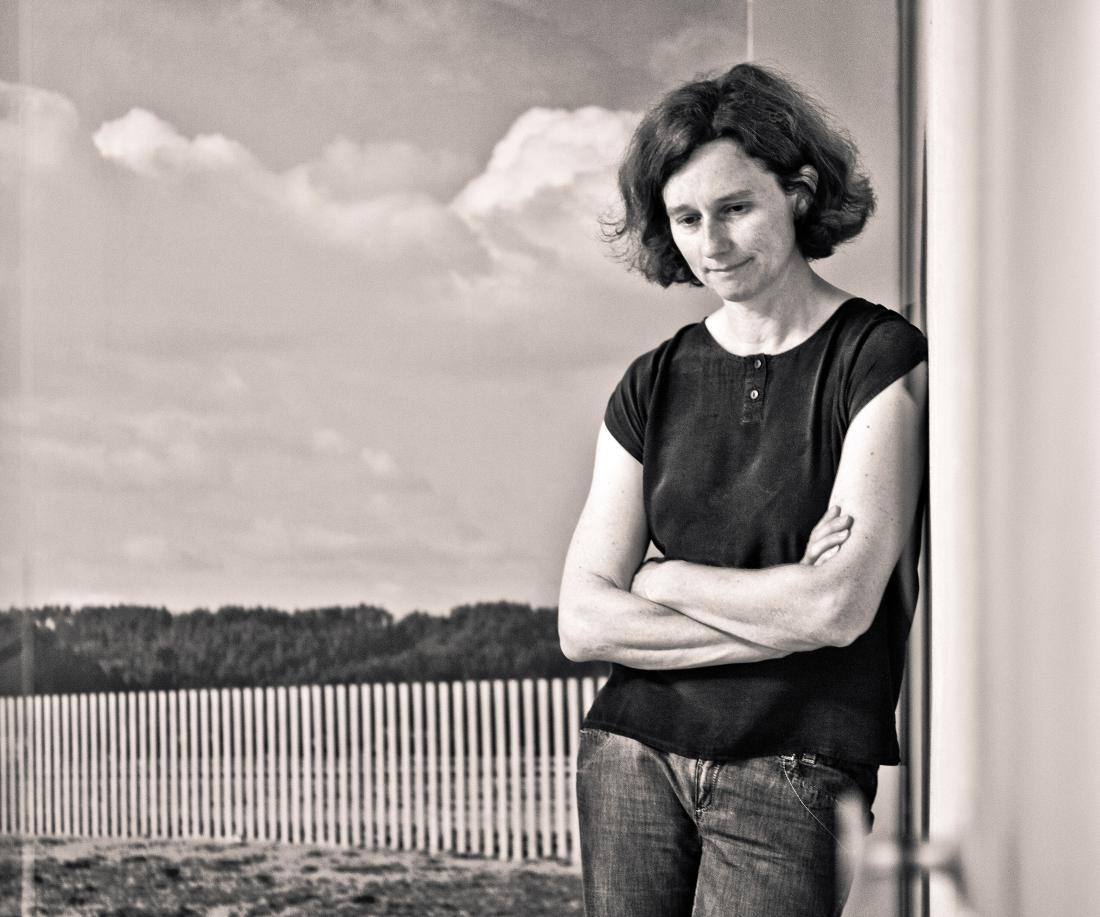 Arhitektka Maruša Zorec. FOTO: Peter Korošec