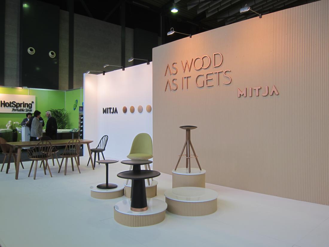 Oblikovanje, ki prihaja iz slovenskih podjetij, pritegne največ pozornosti.