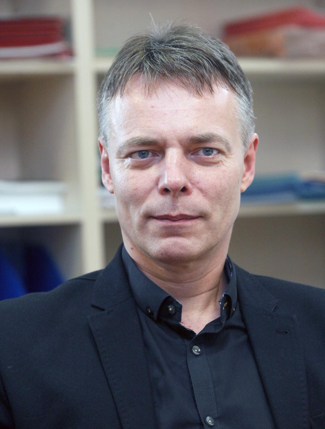 Dr. Henrik Gjerkeš. FOTO: Mavric Pivk/Delo