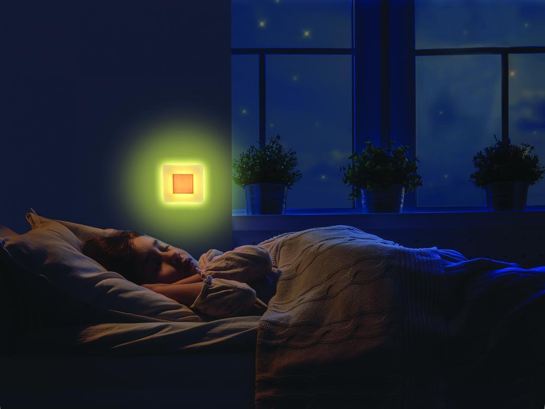 S stikalom z barvno lučko močne svetilnosti se bo po več kot stoletju funkcija stikal prvič spremenila.