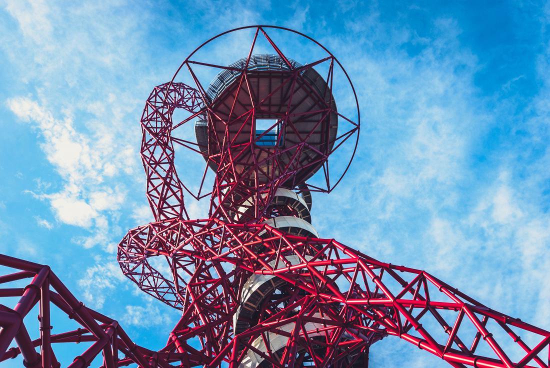 AcelorMittal Orbit Foto: Shutterstock