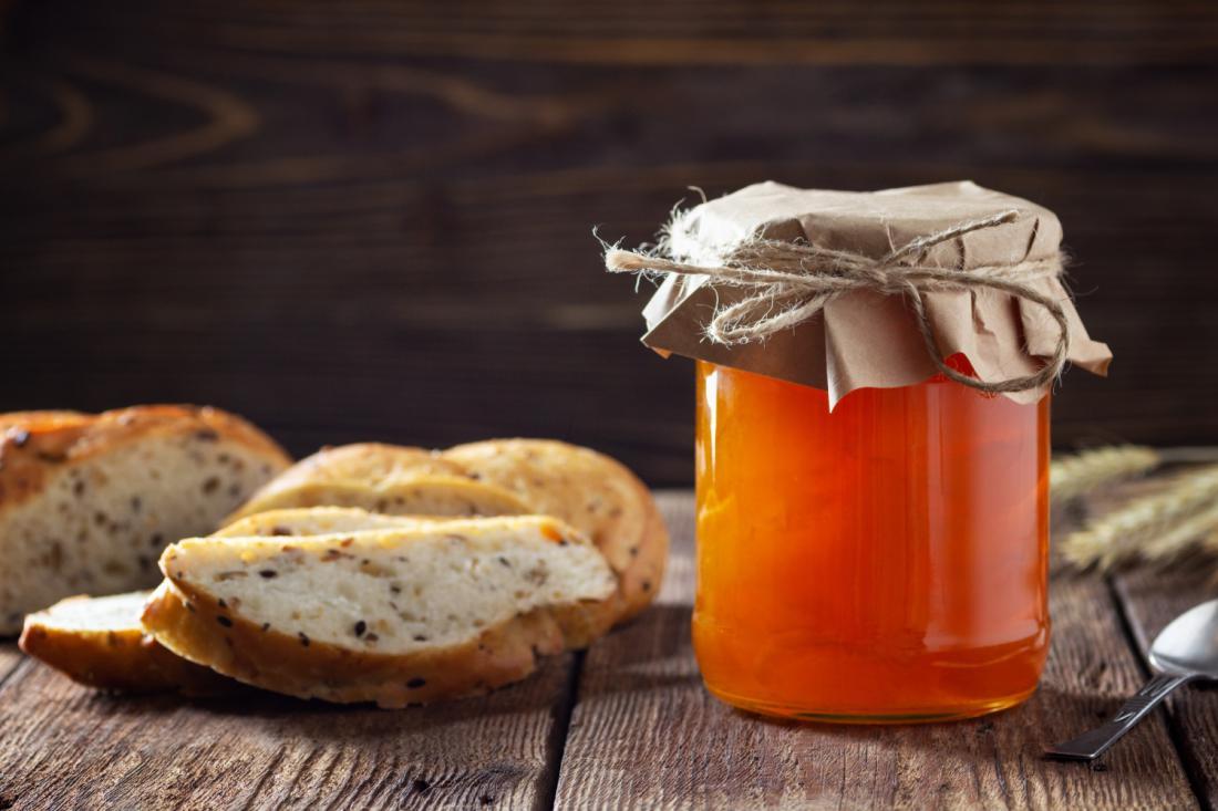 Čas kuhanja ne sme biti predolg – zato da marmelada ohrani barvo lepo sadežev.
