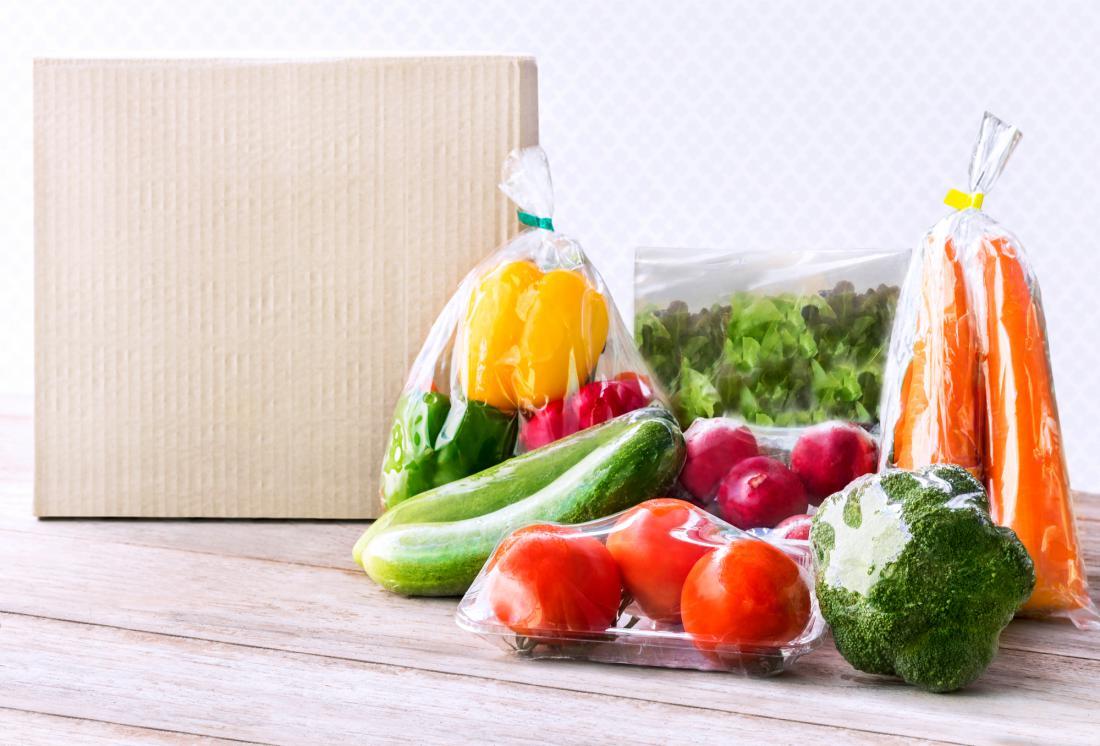 Za recikliranje je primerna le polovica embalaže iz tipične potrošniške košarice. FOTO: Shutterstock