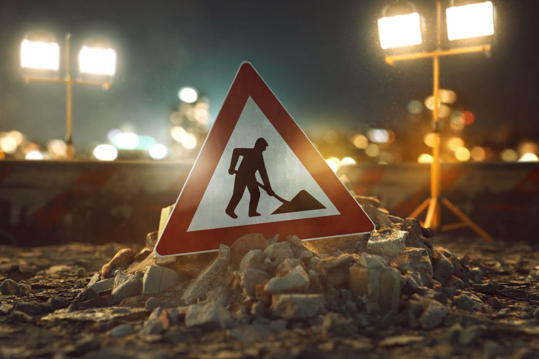 Gradbišče morate imeti dobro zavarovano, če želite dobiti povrnjeno škodo v primeru tatvine. Foto: lassedesignen/Shutterstock