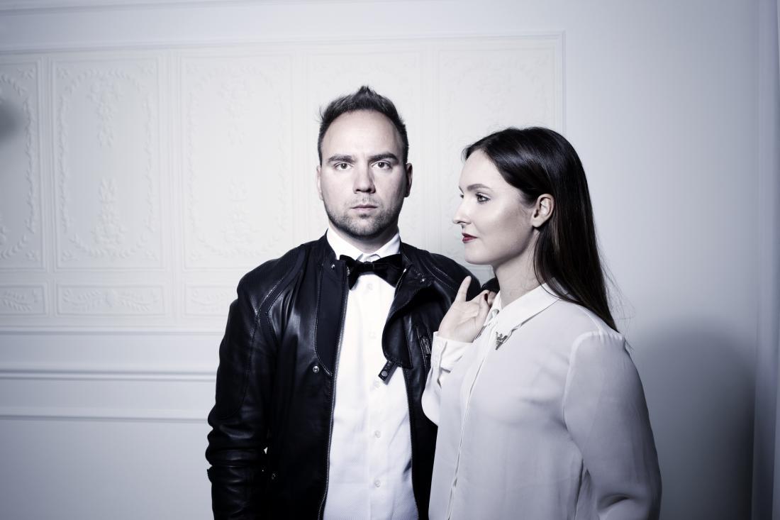Arhitekta Tanja Špan Vasiljević in Dare Vasiljević, biro Arhimetrics