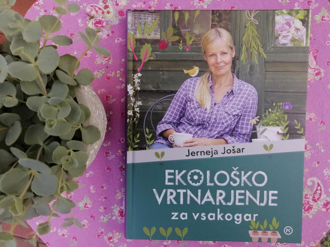 Knjiga je namenjena vsem, ki želijo na vrtu zdrav ekosisistem.