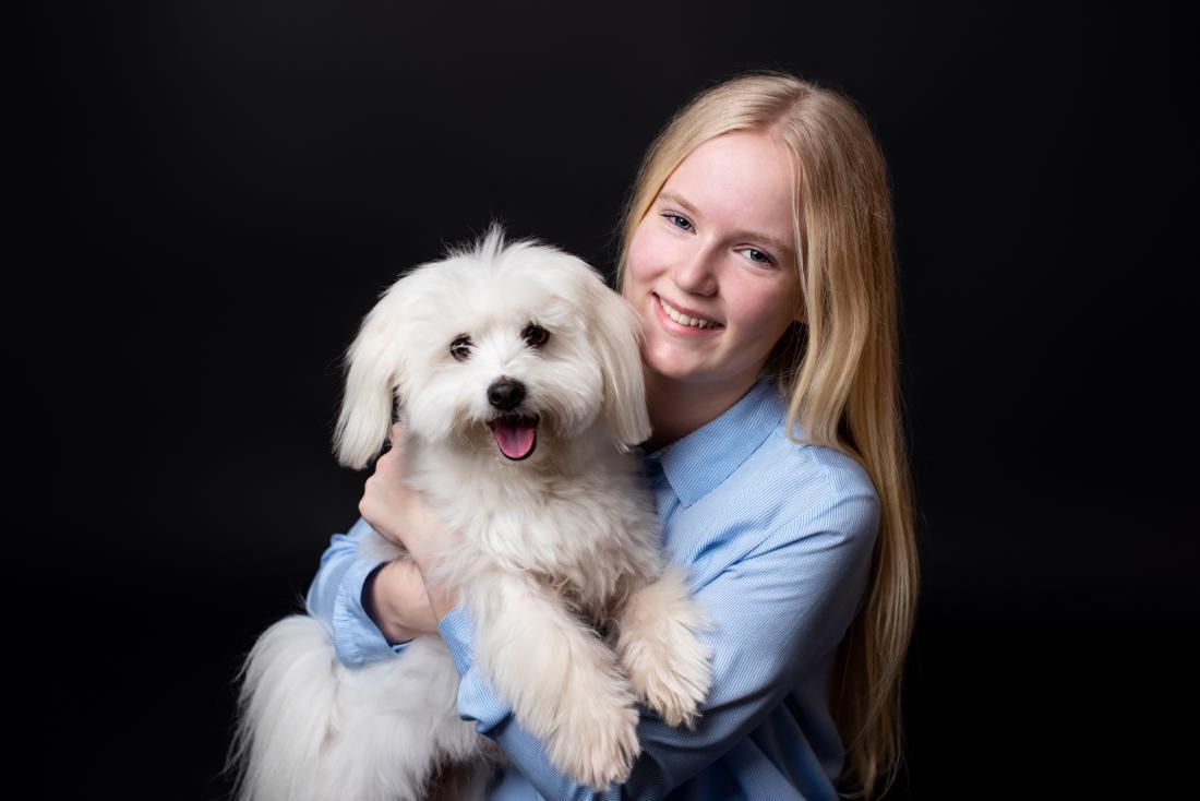 Maja Kosi deluje pod blagovno znamko Doggy Lilly.